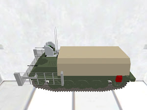 Tracked Truck (I Added bits)