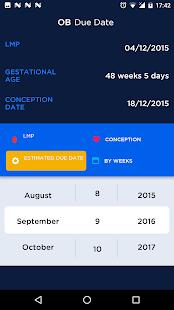 Download Due Date Calculator For PC Windows and Mac apk screenshot 5