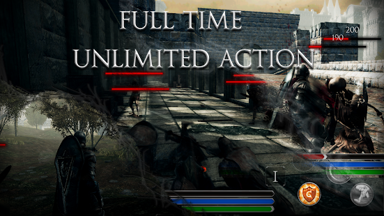Way of Retribution: Awakening Screenshot