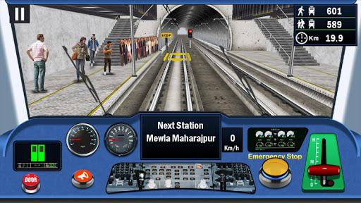 DelhiNCR Metro Train Simulator 2020 ss1