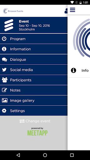 玩免費遊戲APP|下載Ericsson Events app不用錢|硬是要APP