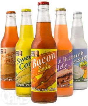Lester's Food Sodas