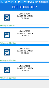 Varanasi City Bus screenshot