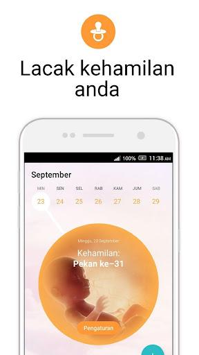 Kalender Menstruasi Flo – Ovulasi, Kehamilan, Haid