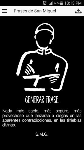 Frases de San Miguel Garicoits 0.0.1 screenshots 2
