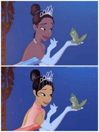 """Chùm Ảnh """"Bạch Tuyết của Disney phiên bản da màu"""" - H3"""