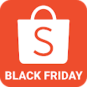 Shopee BR : Black Friday icon