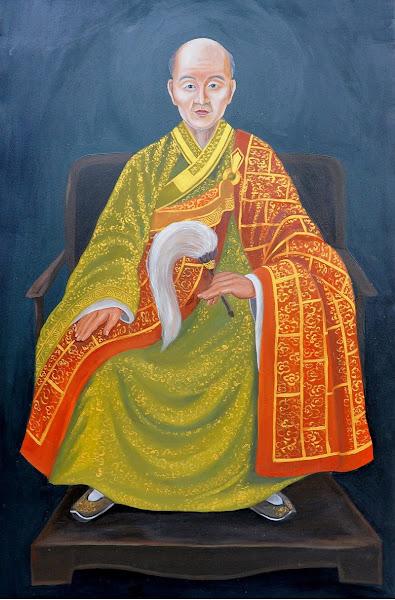 Tiểu sử Tổ Minh Hải (Sơ Tổ Khai Phái Lâm Tế Chúc Thánh – Việt Nam)