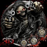 App 3D devil skull theme APK for Windows Phone