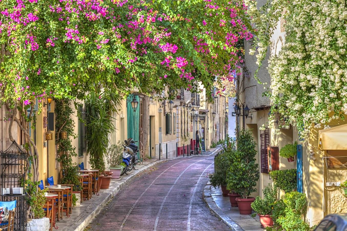 Cosa vedere Atene Plaka