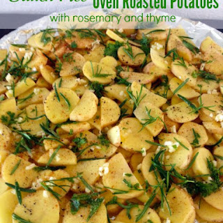 Gluten Free Oven Roasted Potatoes