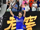 Djokovic laat Pouille kansloos en treft Nadal in finale Australian Open