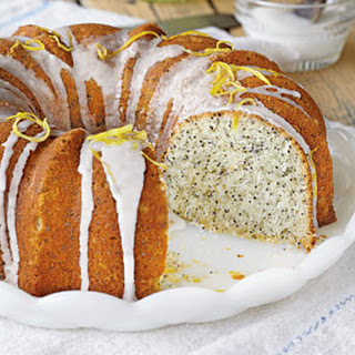 Low Fat Lemon Poppy Seed Bundt Cake Recipes