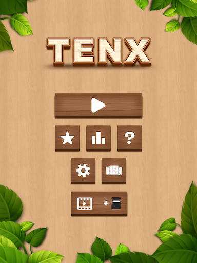 TENX - Wooden Number Puzzle Game 1.1.3 screenshots 6