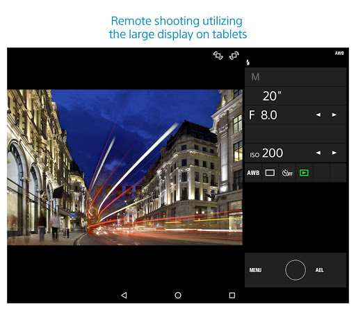 Imaging Edge Mobile 7.4.0 Screenshots 6