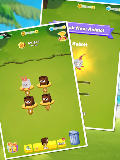 Cubes Rush-Wonder Park screenshot 11