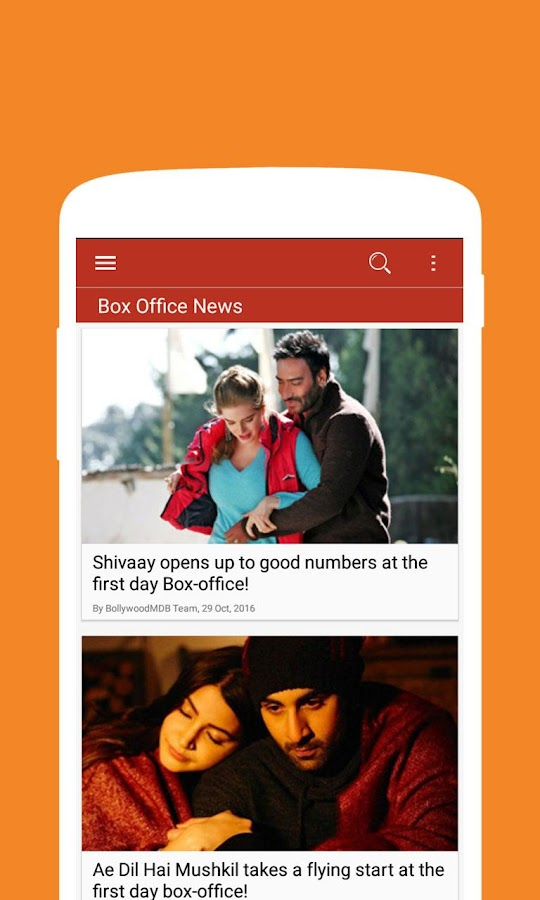 BollywoodMDB - Movies & News- screenshot