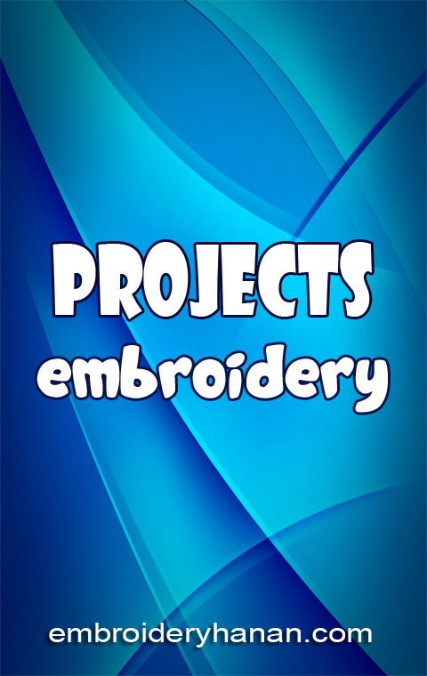 Projects Embroidery- screenshot