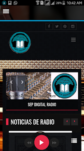 SEP Digital Radio - náhled