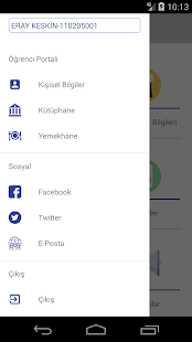 Kırıkkale Üniversitesi Portal Sistemi - náhled