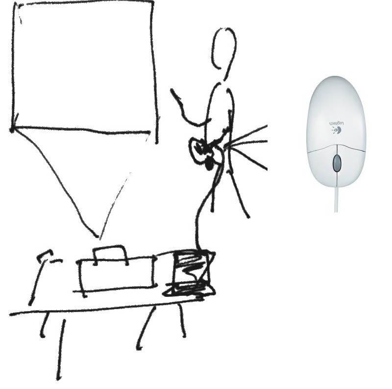 마우스 프리젠터