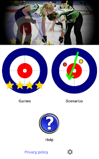 Curling Coach (Trial Version) - náhled
