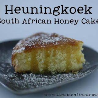South African Cake Recipes.