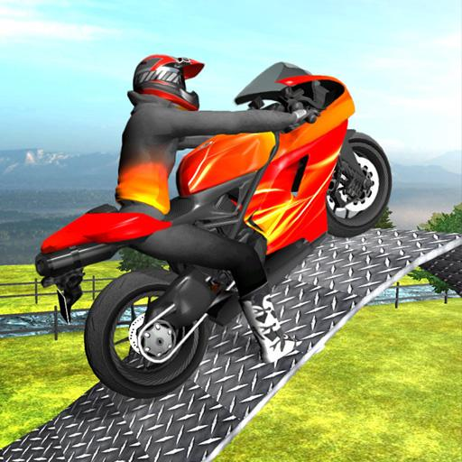 Crazy Moto Go Race : Impossible bike tracks (game)