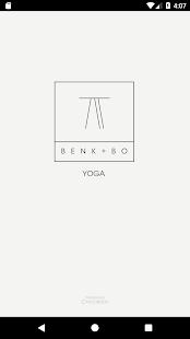 Benk + Bo Yoga - náhled
