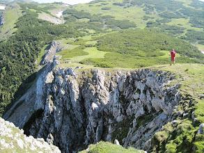 Photo: Abstieg vom Rauenstein