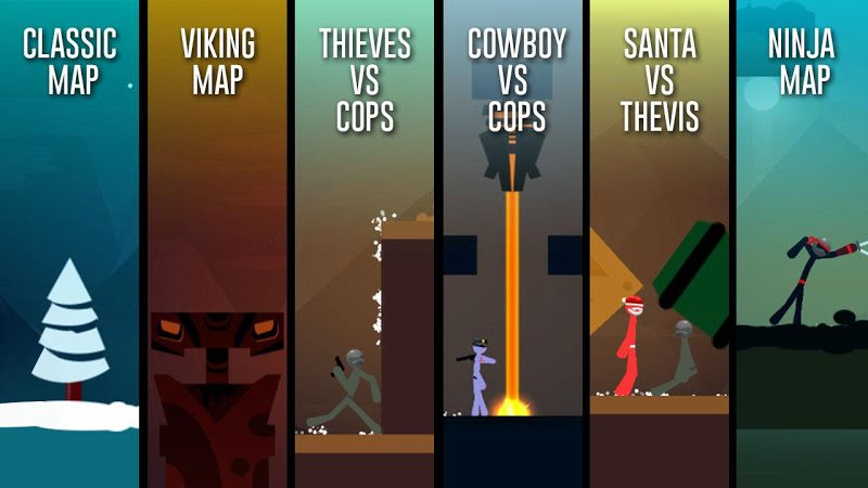 Stickman Fight: The Game – APK MOD HACK – Dinheiro Infinito