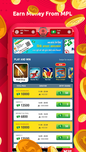 Tips for MPL Cricket & Games To Earn Money screenshot 5
