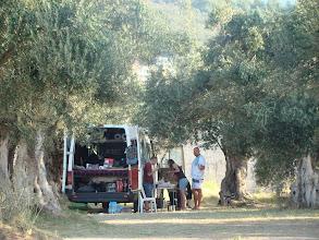 Photo: pierwszy camp