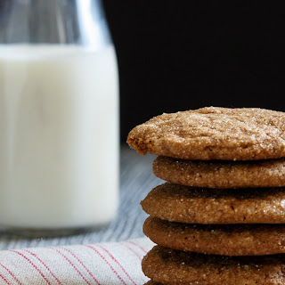 Ginger Spice Cookies.