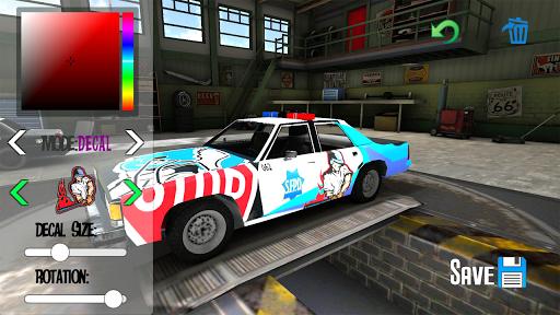 Police Car Drift Simulator 1.8 screenshots 13