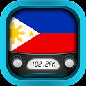 Radio Philippines Online - Radio AM FM Philippines icon