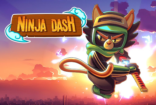 Ninja Dash - Shinobi Revenge: Run and Jump 1.3.4 screenshots 1