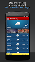 Screenshot of The Weather Network