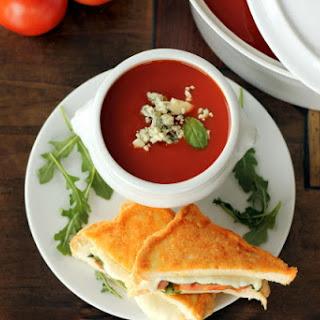 Tomato Gorgonzola Bisque