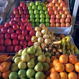 Cusco Market by Steven Liffmann - Food & Drink Fruits & Vegetables