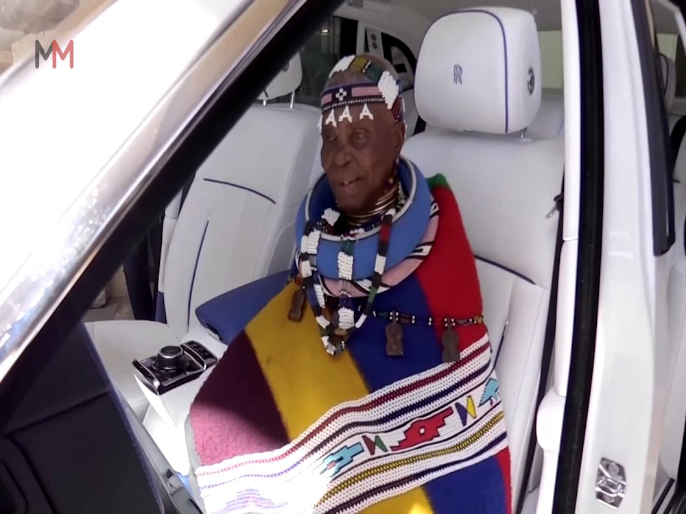 WATCH | Esther Mahlangu adds an Ndebele touch to Rolls-Royce interior