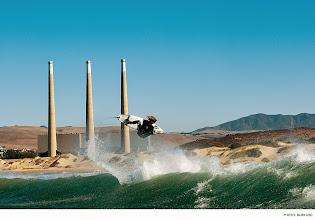 Photo: Photo of the Day: Nate Tyler, California. Photo: Burkard #Surfer #SurferPhotos