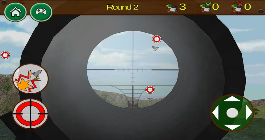 android Zombie Duck Hunting 3D Screenshot 7
