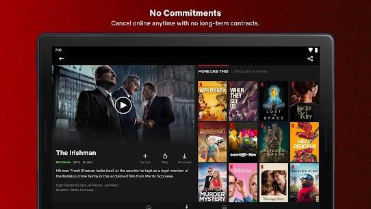 Netflix MOD APK Download v7.109.1 [Premium, 4K] Latest 2021 9
