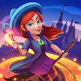 Charms of the Witch: Magic Mystery Match 3 Games icon