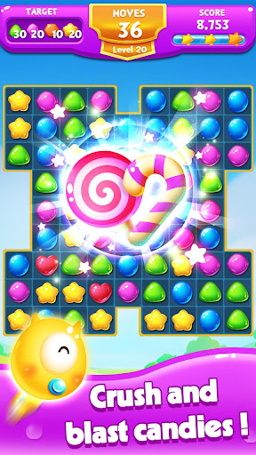 Candy Gummy Line 1.0.3107 screenshots 1