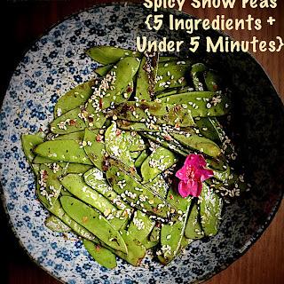 Snow Peas Side Dish Recipes