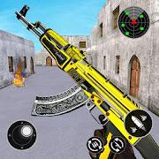 FPS Commando Strike Mission: New Shooting Games [Mega Mod] APK Free Download