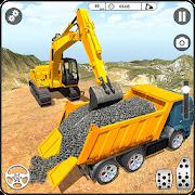Game Crane Excavator Builder Road APK for Windows Phone