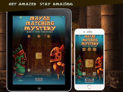 Mayan Matching Mystery- screenshot thumbnail